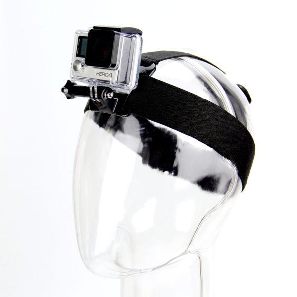 Grejmarkedet.dk Action Cam Head Wear 2