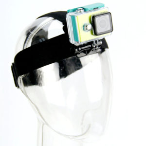 Grejmarkedet.dk Action Cam Head Wear 3