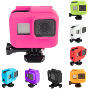 GrejMarkedet Anti Scratch Protective Case for ActionCam