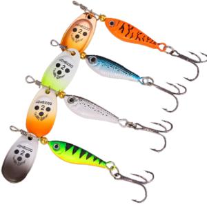 GrejMarkedet Fish Spinner