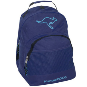 KangaROOS Smart Backpack Dark Blue - GrejMarkedet
