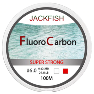 JackFish Fluoro Carbon 100m