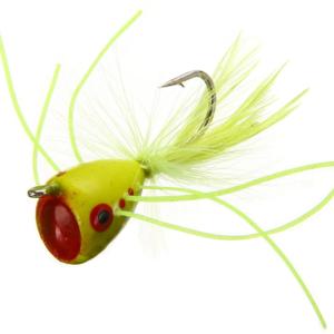 Popper Fly Yellow - GrejMarkedet