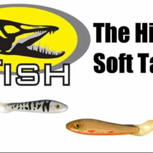 IFish The Hitman Soft Tail