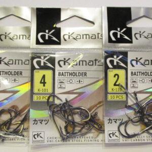 Kamatsu Baitholder Hooks