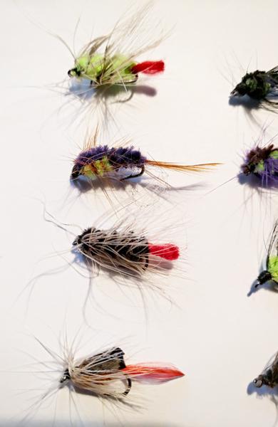 8 Put and Take Flies - GrejMarkedet