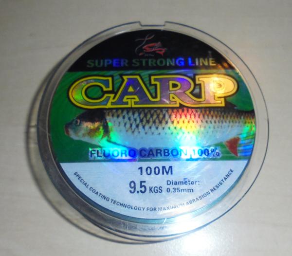 Carp Fluoro Carbon Line 0.35 - GrejMarkedet