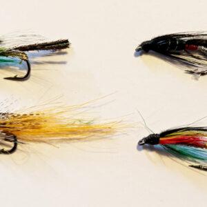 4 Wetflies GrejMarkedet