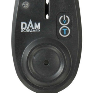 DAM Screamer Bite Indicator Alarm GrejMarkedet