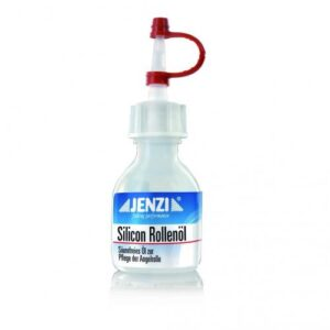 Jenzi Silicon Reel-Oil Acid Free 20 ml 8012 000 GrejMarkedet